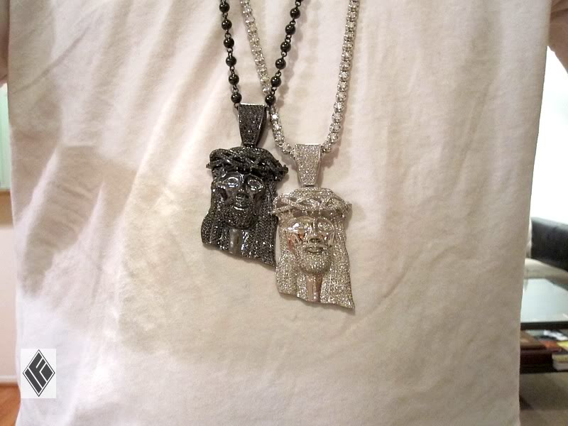 if And co Micro Jesus Piece The Enamel Jesus Pieces