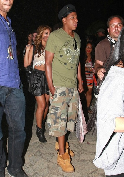 Wearing Timberland Boots With Shorts Camo shorts splash