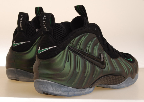 Nike Air Foamposite Pro Dark Pine Green Black Shoes