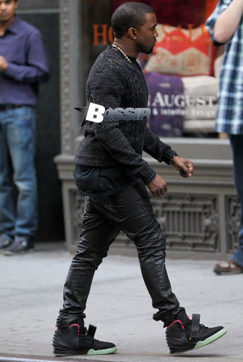 kanye-west-wearing-nike-air-yeezy-2-shoes
