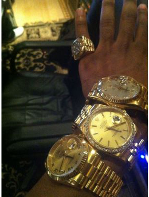 Big-Sean-Rolex-Watches