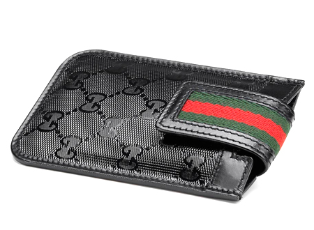 black-leather-gucci-iphone-4-case