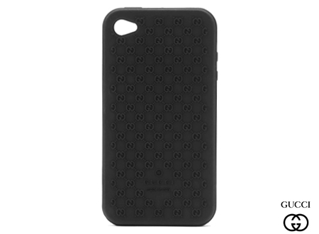 gucci-black-iphone-4-case