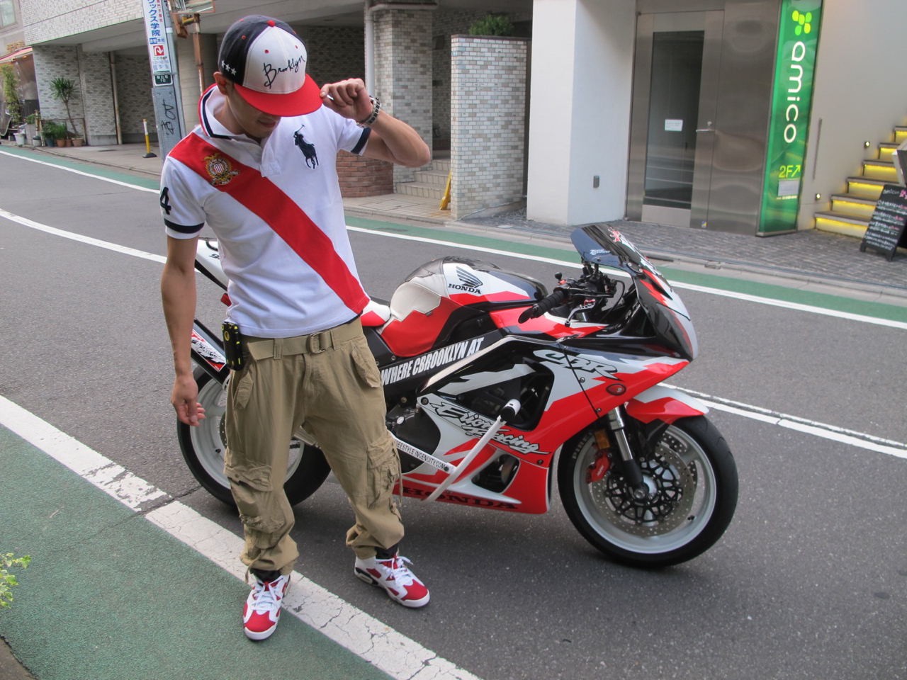 newest collection 2862c ee744 Splash of the Day: Kuts from Urban Ryders rocking Carmines ...