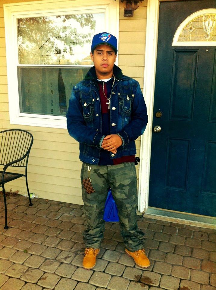 fidel-cashflow-true-religion-jacket-camo-pants-blue-jays-fitted