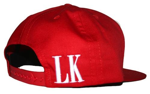 tyga-red-last-king-snapback