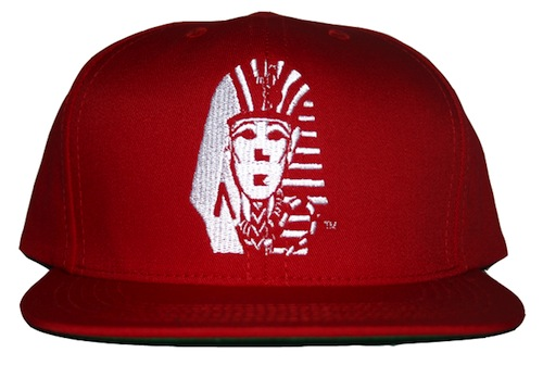 tyga-red-snapback-hat-last-king