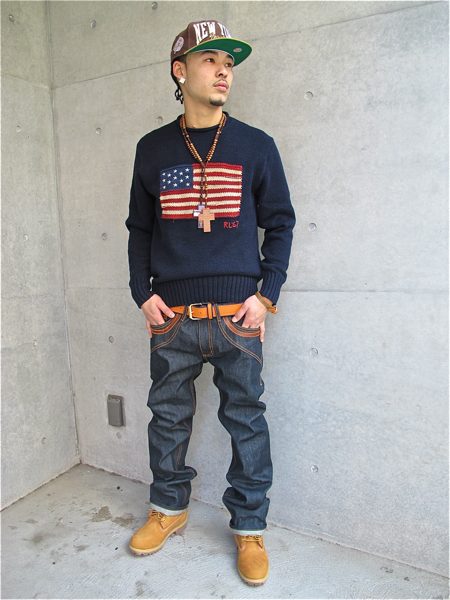 hidamnnn-polo-us-flag-knit-sweater-ralph-lauren-timberland-timbs