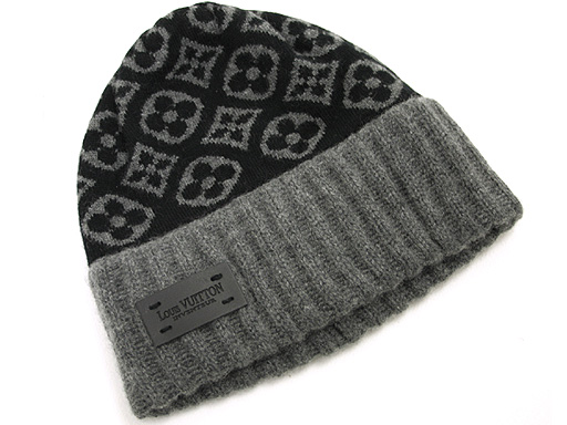 louis-vuitton-lv-bonnet-ski-hat-cashmere-beanie-monogram-black