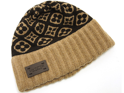 louis-vuitton-lv-bonnet-ski-hat-cashmere-beanie-monogram-brown