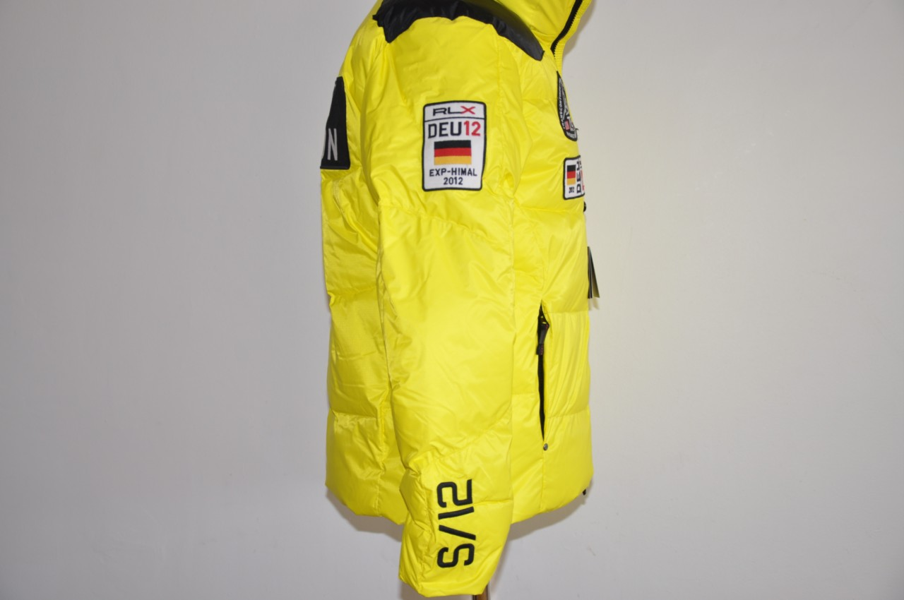 rlx-polo-radial-jacket-yellow
