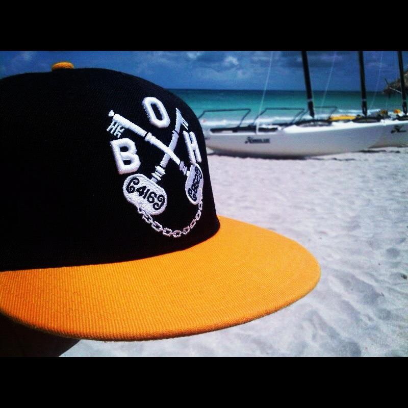 bofh-birth-of-heroes-black-yellow-snapback-beach