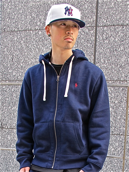 Dicey The Kid Polo Ralph Lauren Classic Fleece Hoodie & Athletic