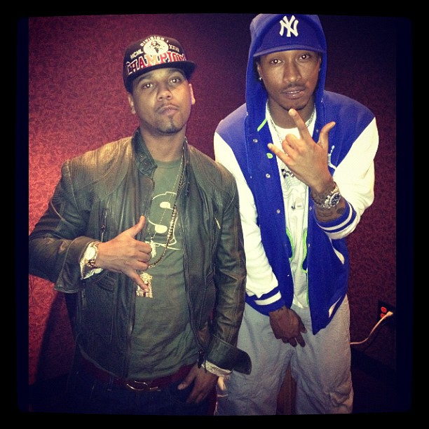 juelz-santana-just-cavalli-jacket-slowbucks-shirt-jesus-piece-rolex-ysl-belt-future