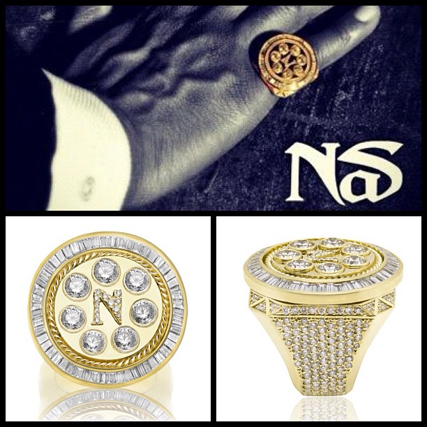 nas-yellow-gold-boss-pinky-ring-the-don-jason-of-beverly-hills