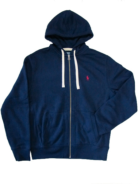 a00f292d29f2b0 Dicey The Kid Polo Ralph Lauren Classic Fleece Hoodie   Athletic ...