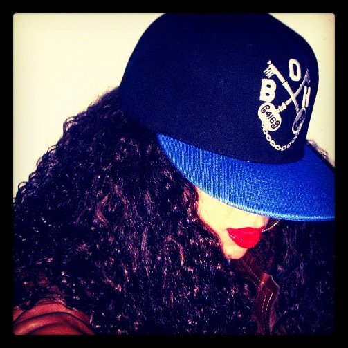 sara-birth-of-heroes-bofh-logo-snapback-hat