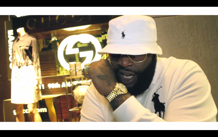 Rick-Ross-Ash-to-ashes-polo-ralph-lauren-big-pony-shirt-bucket-hat-rolex