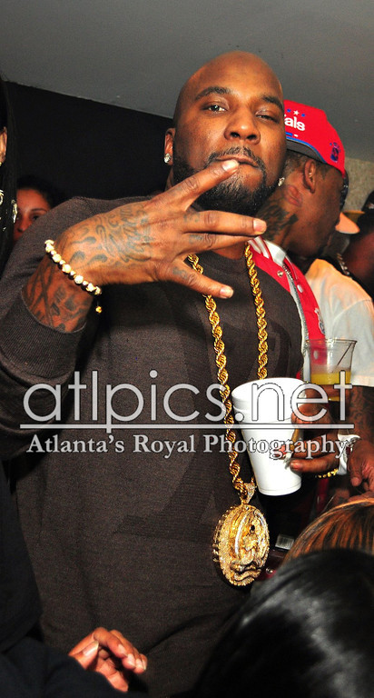 Young-jeezy-brown-louis-vuitton-lv-sweater-euphanasia-chain