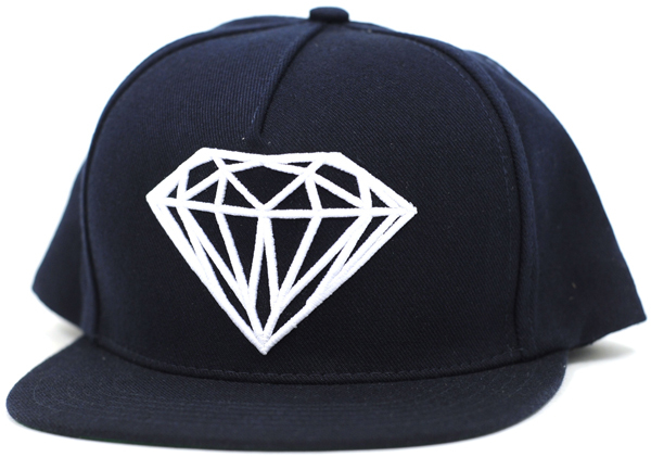 diamond-supply-brilliant-snapback