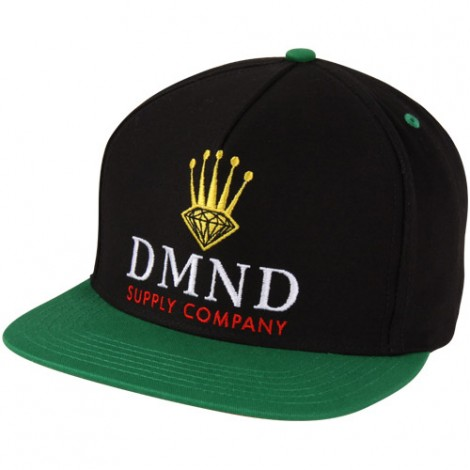 diamond-supply-rollie-snapback-dmnd