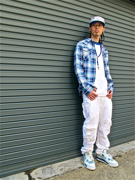 dicey-polo-denim-supply-western-shirt-air-jordan-4-military-blue