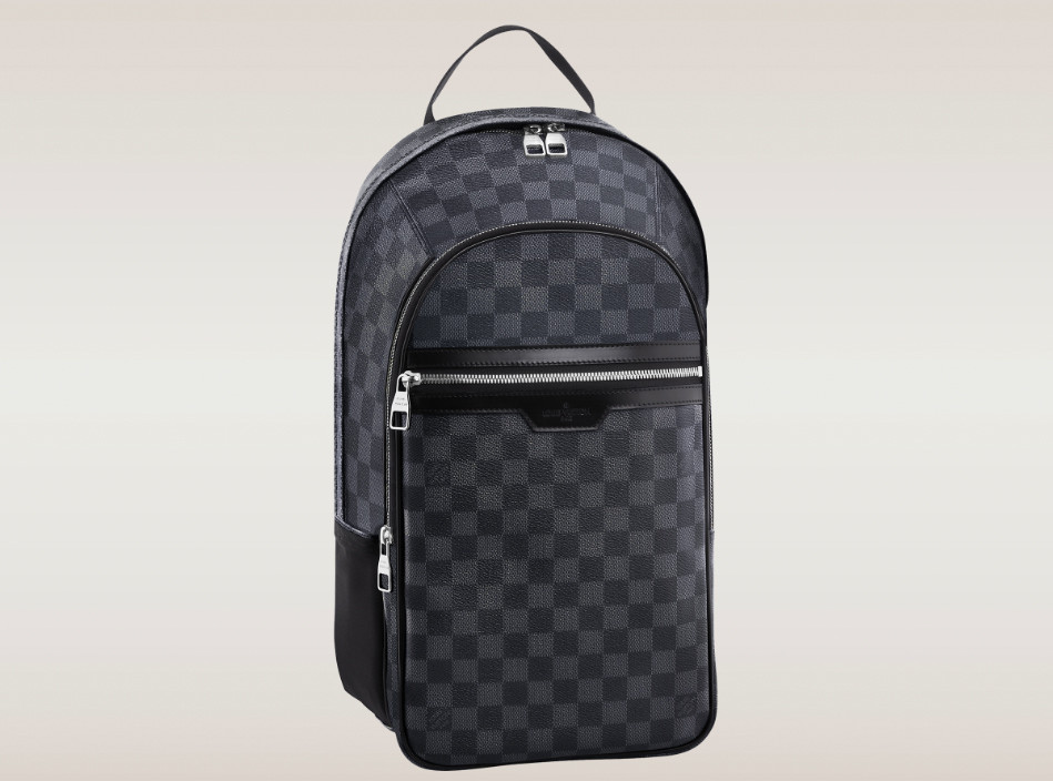 louis-vuitton-michael-graphite-damier-backpack