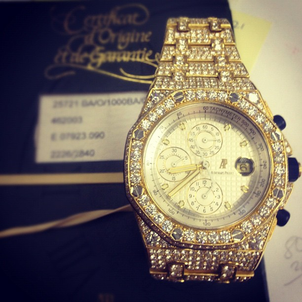 meek-mill-gold-audemars-piguet-watch