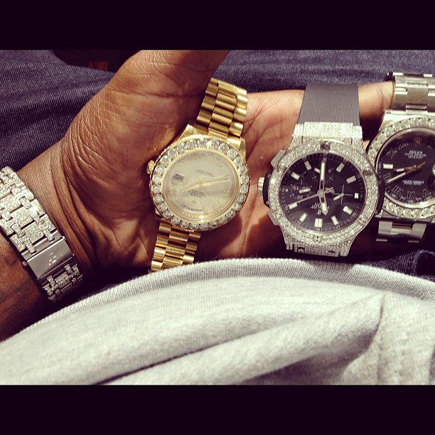 meek-mill-hublot-rolex-audemars-piguet-watch