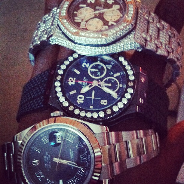meek-mill-rolex-hublot-audemars-piguet-watch