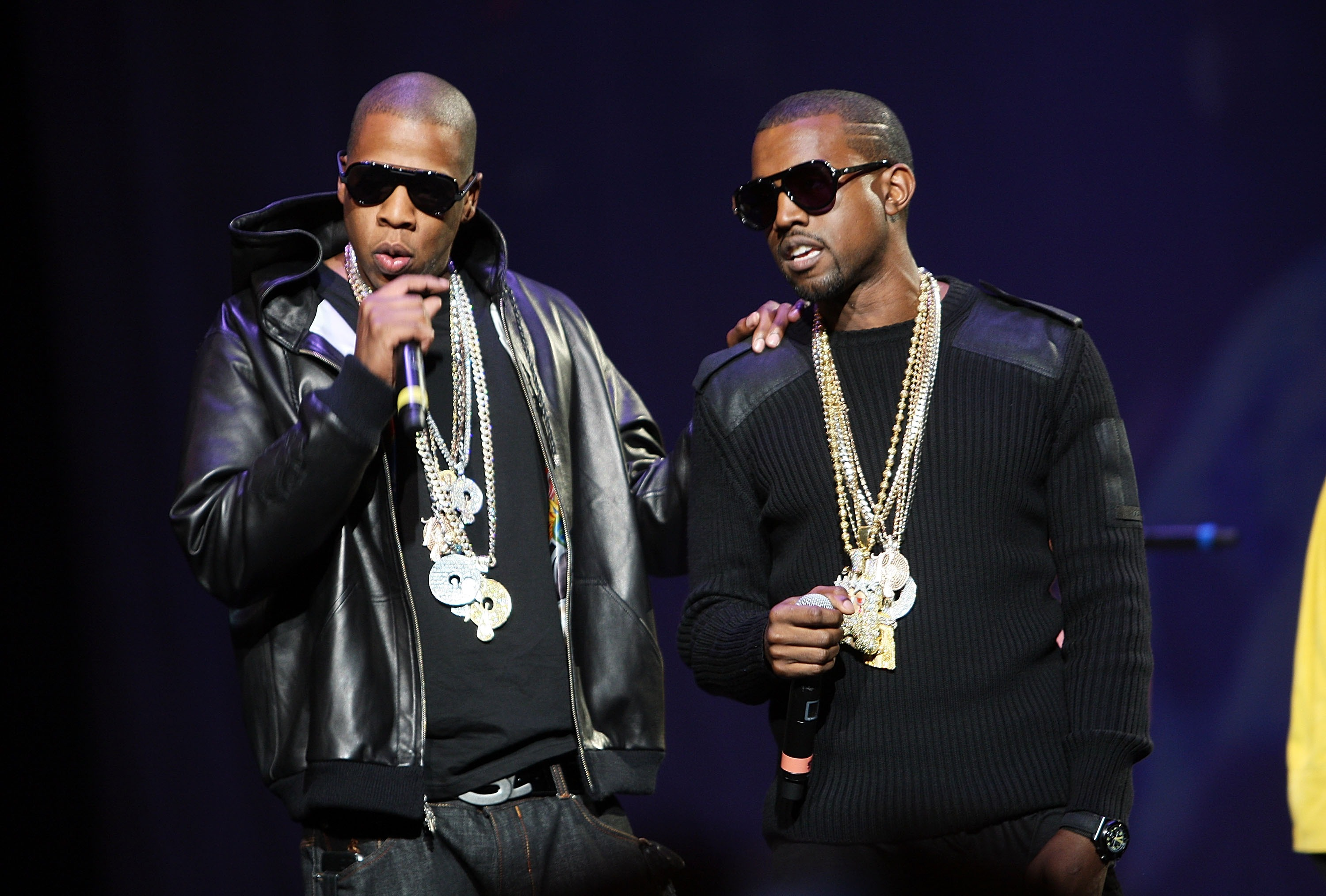jay-z-kanye-multiple-roc-a-fella-chains-pieces-on