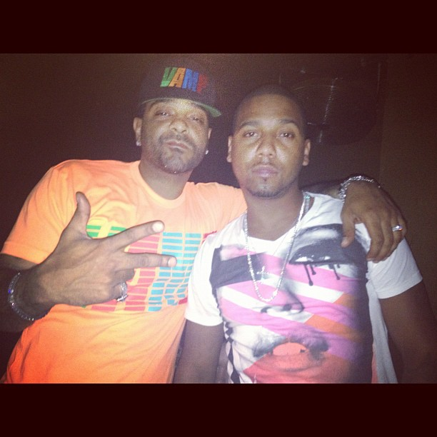 jim-jones-orange-vamp-shirt-vampire-life-vamp-snapback-juelz-santana