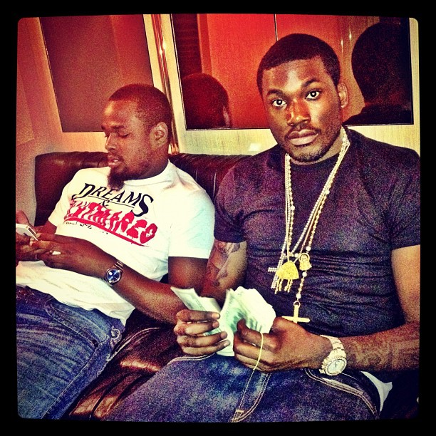 Meek Mill Rolex Watch ...