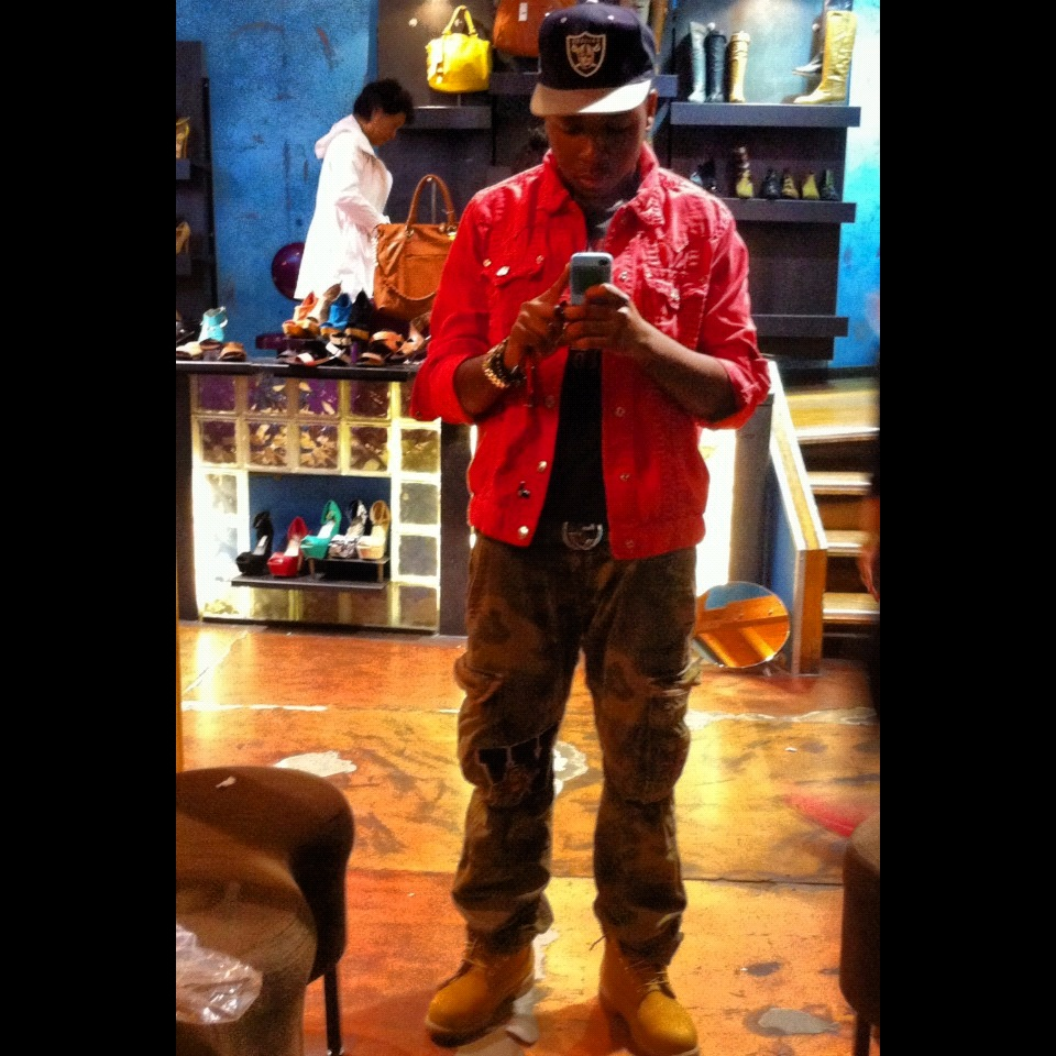 true-real-true-religion-red-jimmy-jacket-camo-cargo-pants-gucci-belt-timbs