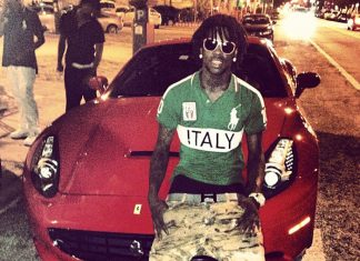 chief-keef-polo-ralph-lauren-italy-big-pony-shirt-hermes-belt-ferrari