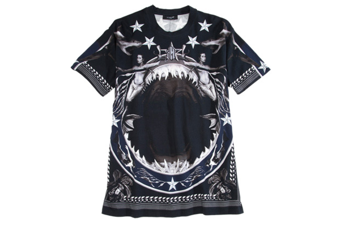 Givenchy-Black-Shark-Jaw-T-Shirt-SplashySplash