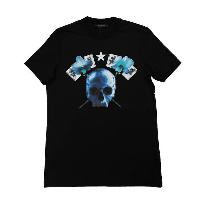 Givenchy-Skull-and-Cards-T-shirt-Spring-Summer-2012