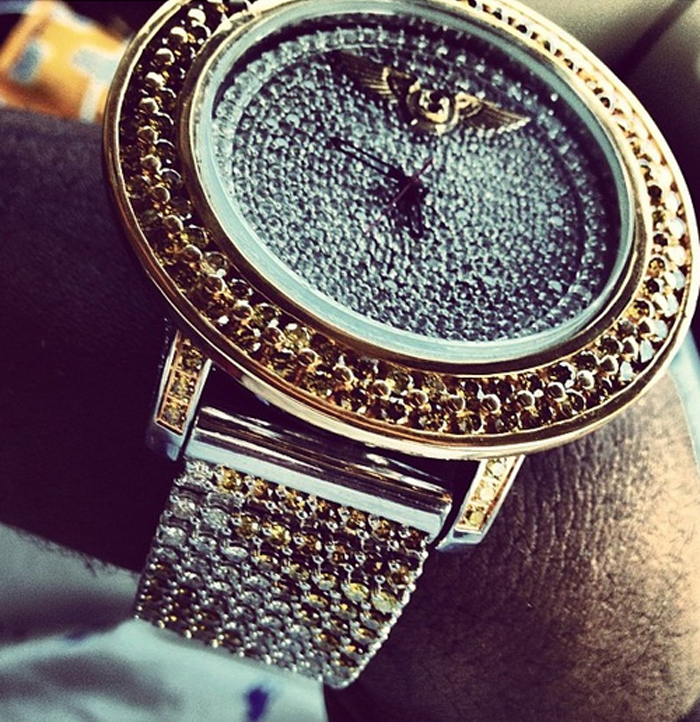 chief-keef-iced-out-yellow-diamonds-breitling-bentley-watch-2