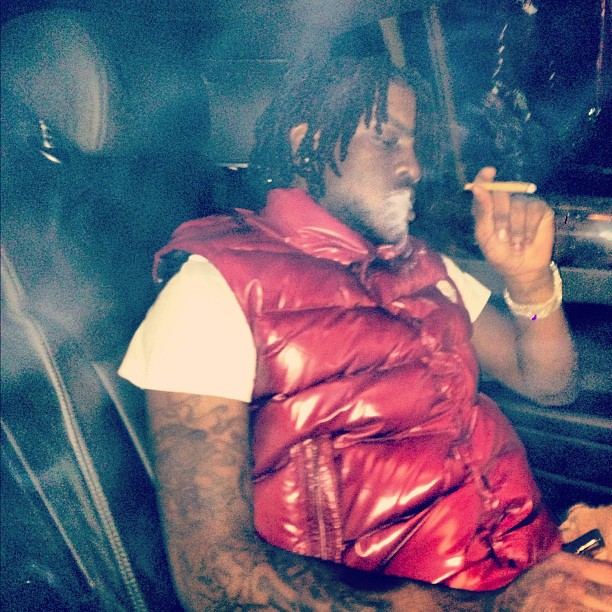 chief-keef-moncler-tib-quilted-down-vest