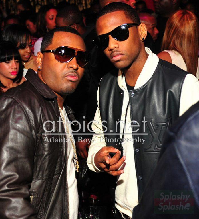 560e3d4c2ecd Fabolous in Louis Vuitton Millionaire Jacket and Kanye West Don Sneakers