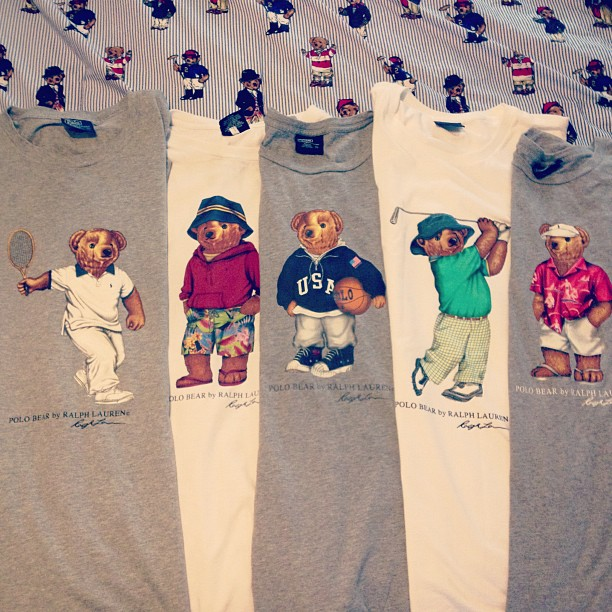 Jarvis508 Polo Bear By Ralph Lauren Shirt Collection