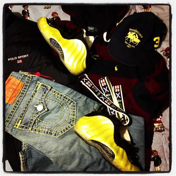 jarvis508-polo-ralph-lauren-hat-hoodie-true-religion-jeans-yellow-foams