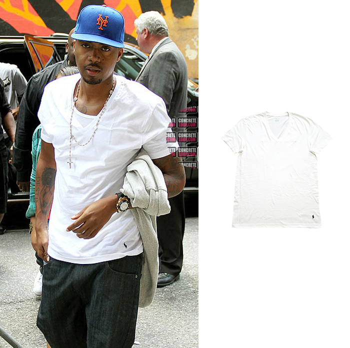 nas-ny-mets-fitted-polo-white-tee