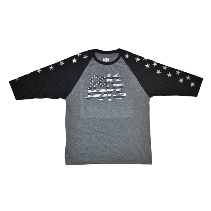 coke_boys_clothing_wear_black_usa_flag_silver_stars_baseball_shirt