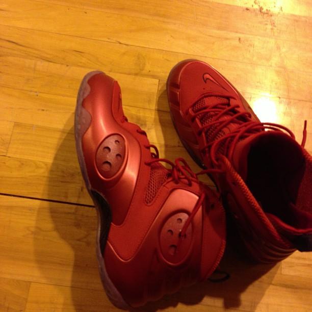 ... penny hardaway red nike zoom rookies 0f9ded5c9