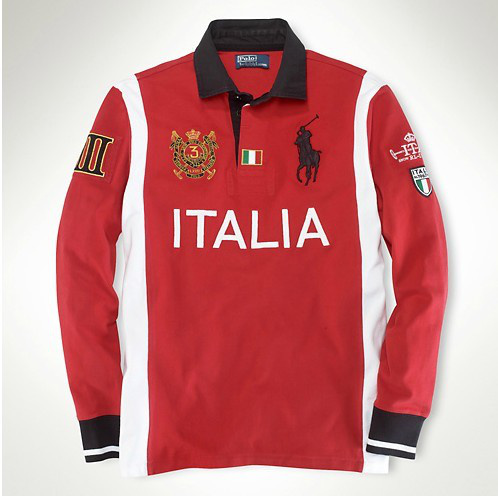 polo-ralph-lauren-italia-red-big-pony-rugby-shirt
