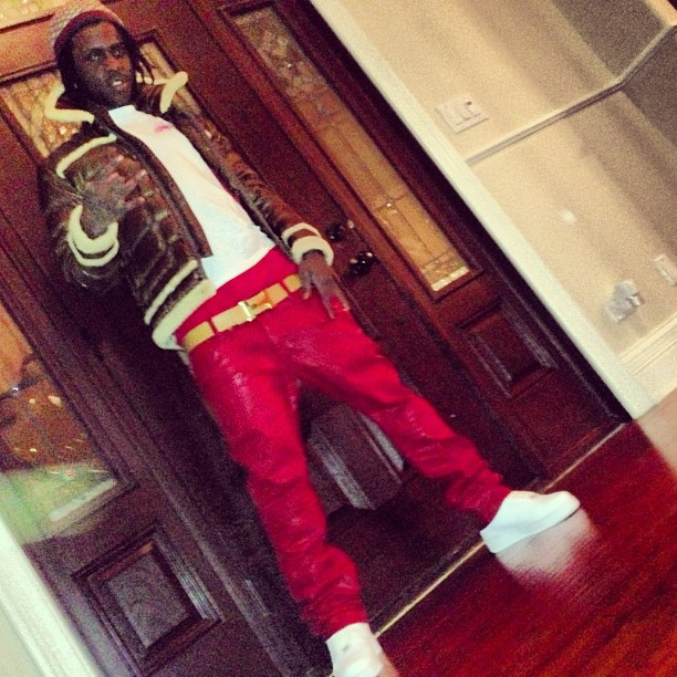 chief-keef-gucci-diamante-hat-beanie-moncler-jacket-evariste-hermes-belt-4
