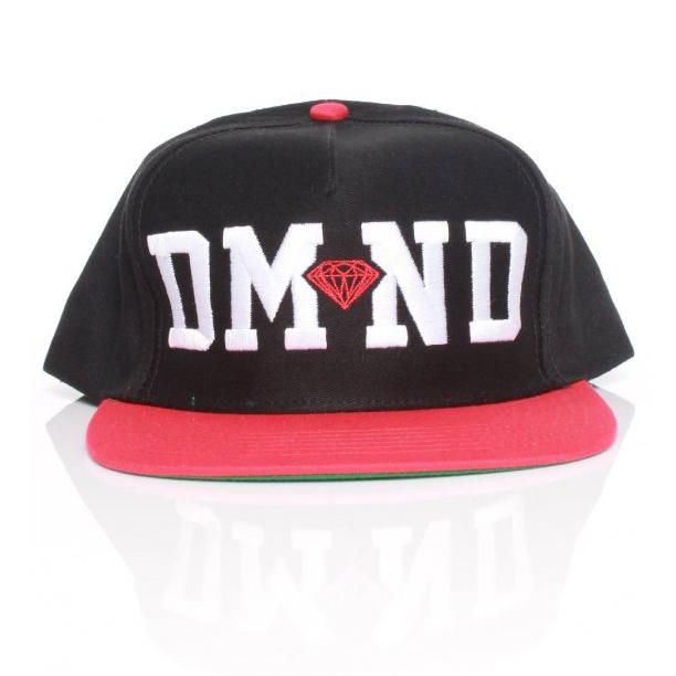 diamond-supply-co-dmn-snapback-black-red