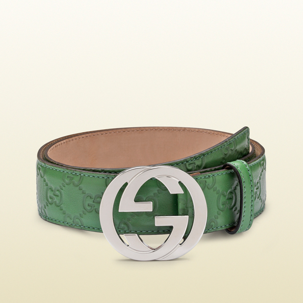 the gallery for gt gucci belt green