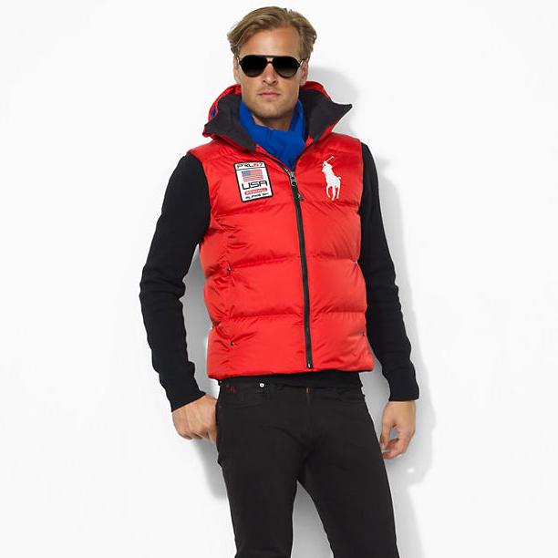 red-polo-ralph-lauren-big-pony-vest